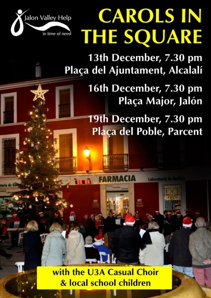 Villancicos, Carols in the square