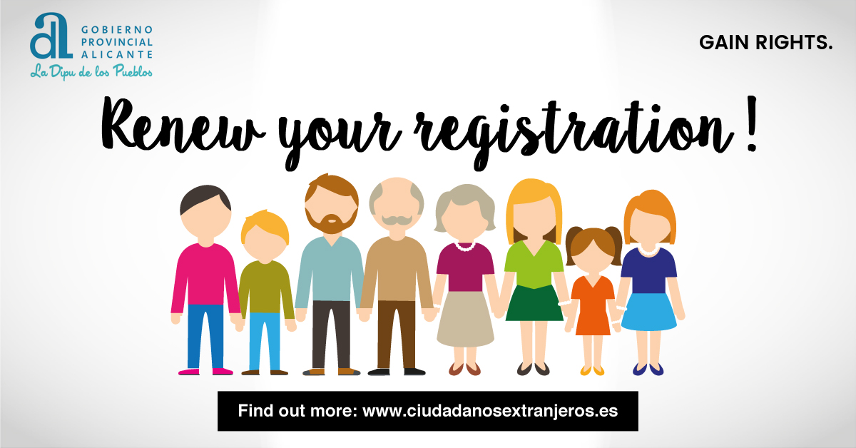(English) Renew your registration