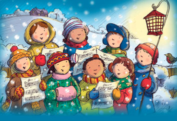 Join us in the Square for some Carols and Fun 18 of December 7.30pm