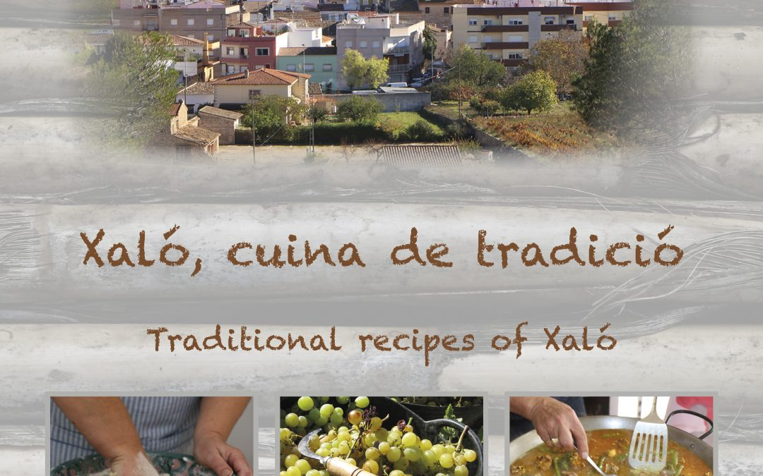 XALÓ PRESENTS A BOOK ON LOCAL CUISINE CONTAINING MORE THAN 121 RECIPES