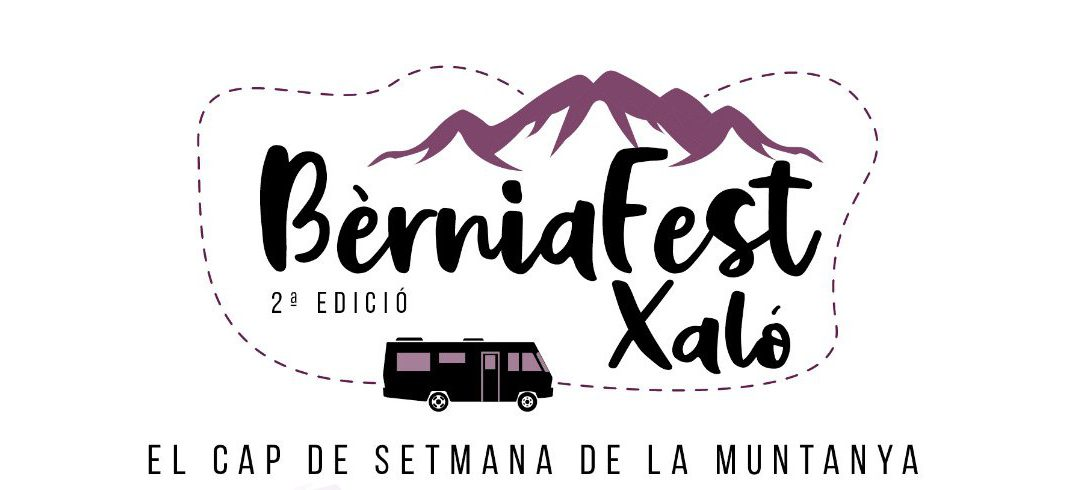 Second BèrniaFest Xaló, the mountain weekend, 1-3 November 2019.