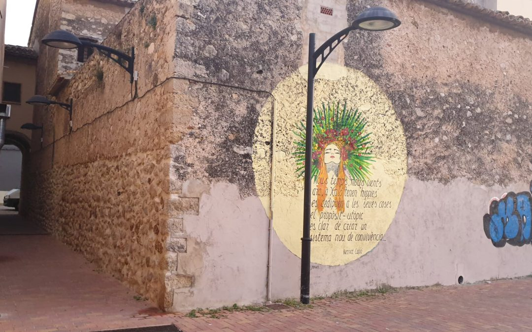 The first literary tour of Xaló