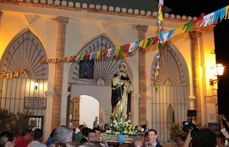 Fiestas Festes Xalo 2017 Sant Domenech Santo Domingo