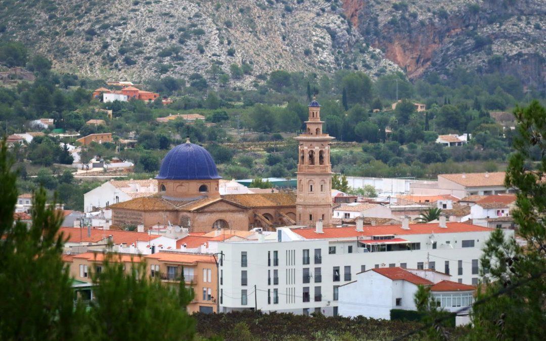 Xaló aprova un pressupost per a 2020 de més de 2 milions d'euros