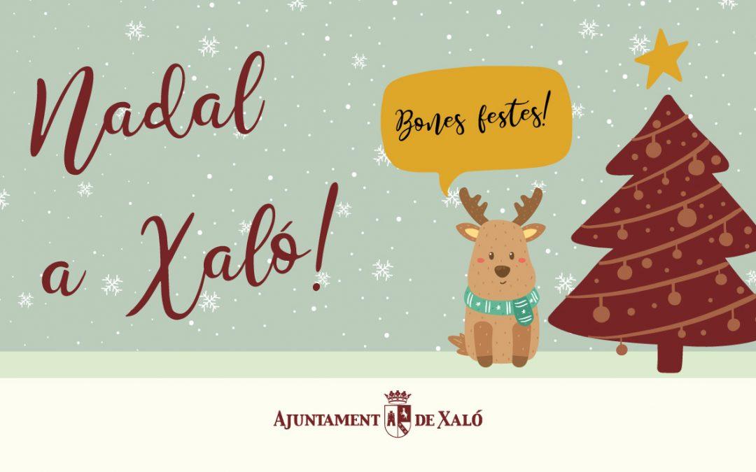 Todas las actividades de la Navidad en Xaló