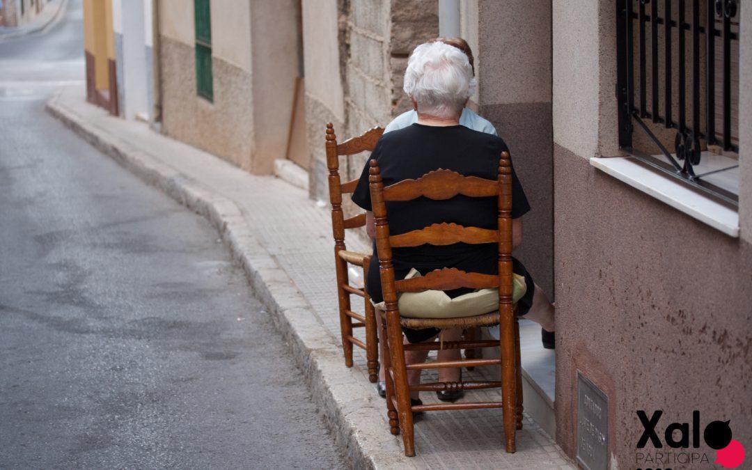 Xaló inicia un proceso de participación ciudadana para conocer las necesidades de la gente mayor y rediseñar el centro del pueblo