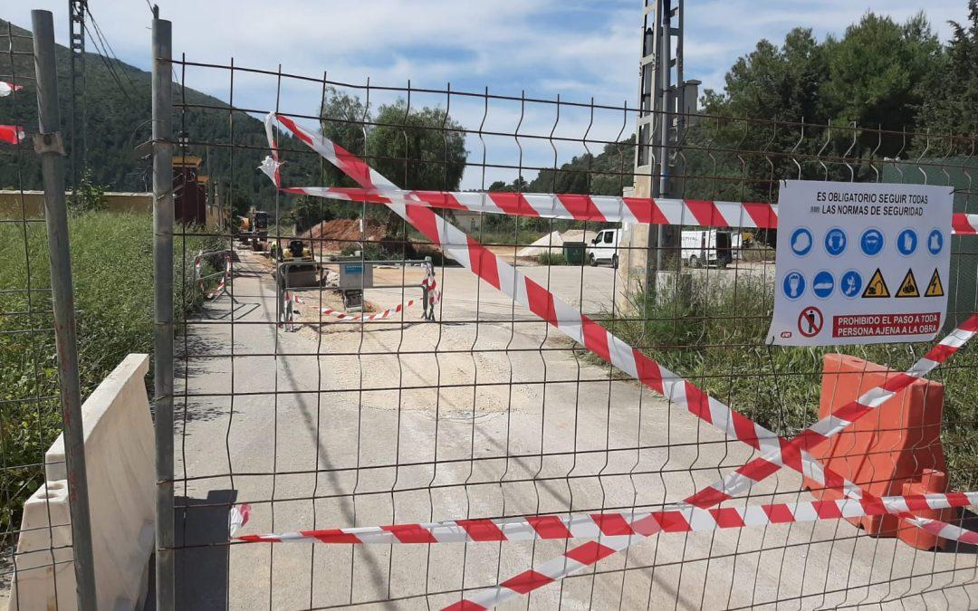 Xaló comença les obres d'urbanització de la nova escola-institut