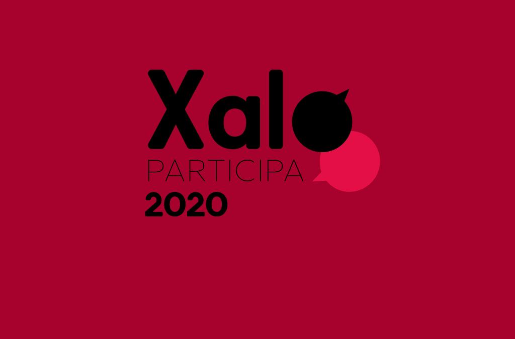 Xaló Participa 2020