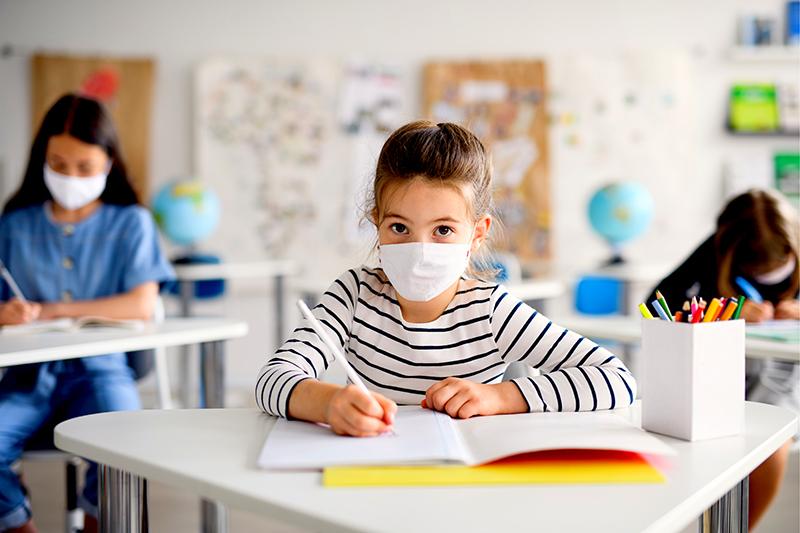 """Curs gratuït d'infermeria """"La tornada a l'escola en temps de coronavirus"""""""