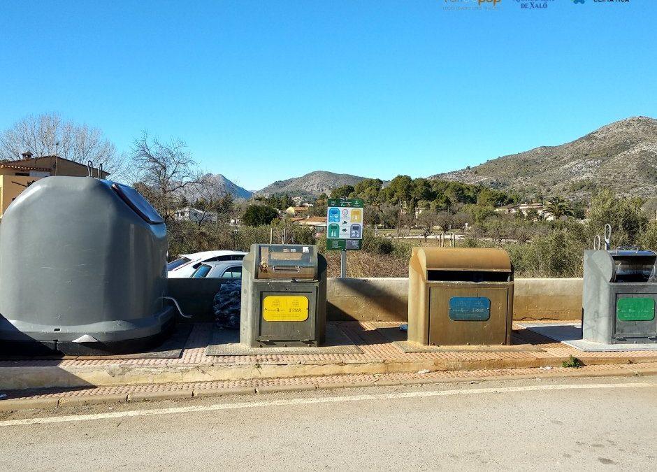 Encuesta para el Plan local de gestión de residuos