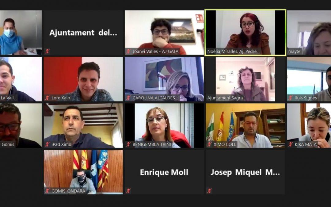 (Valencià) La regidoria de Festes de Xaló i les de la Marina Alta treballen per crear un front comú davant la incertesa per la Covid-19