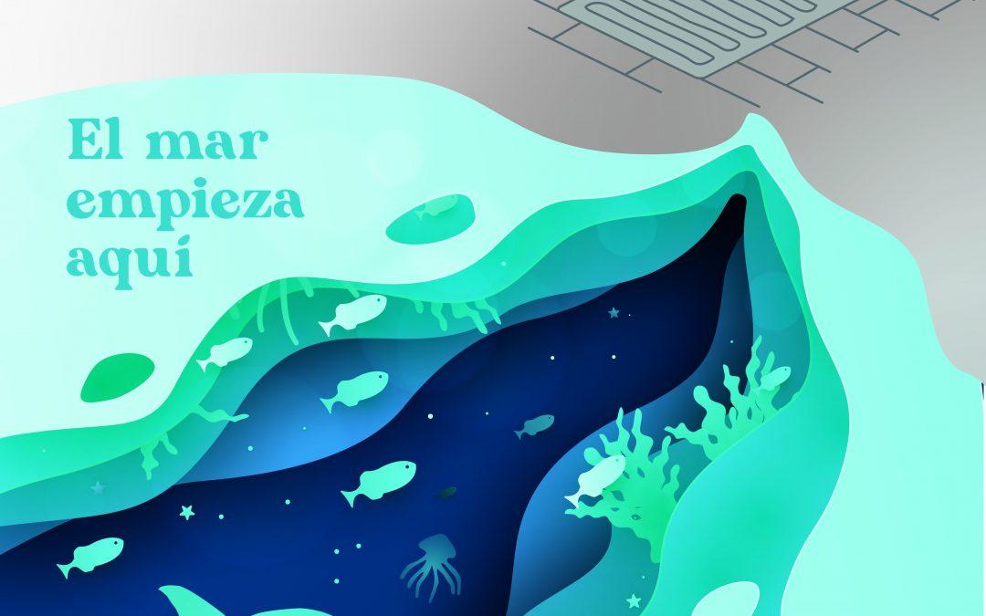"""(Valencià) Xaló i la Marina Alta s'uneixen amb la campanya """"La Mar comença ací"""""""