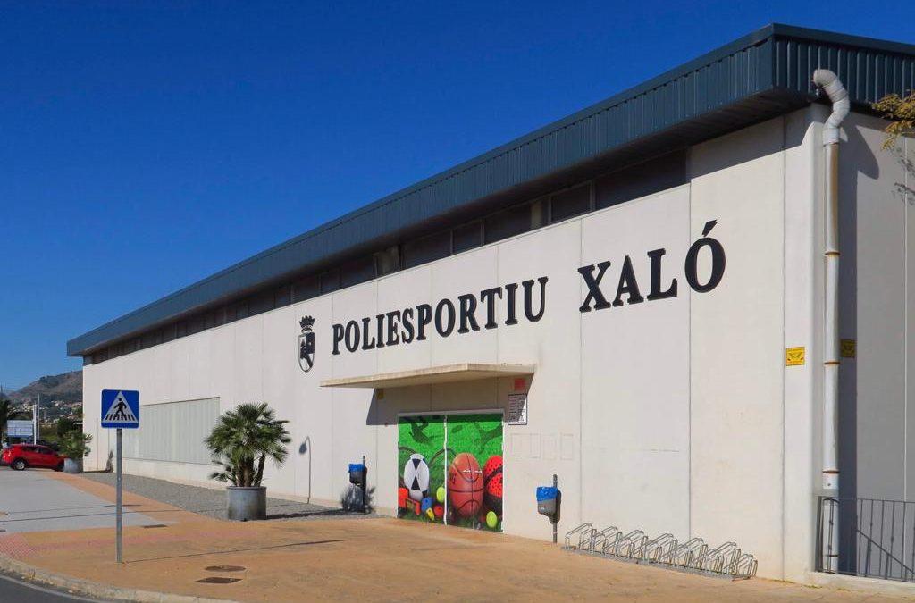 (Valencià) Comencen les obres de millora del poliesportiu